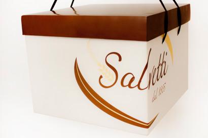 SCATOLE CONFEZIONI REGALO - SALVETTI