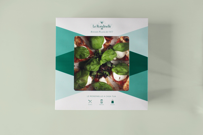 takeaway rondinelle packaging scatola pizza pizza pizzagourmet