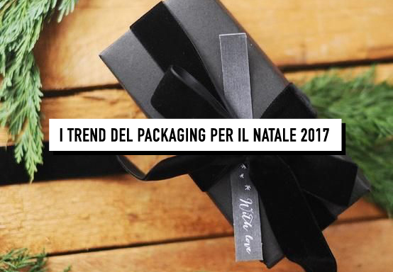 I TREND DEL PACKAGING PER IL 2018